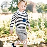 Prince George's Third Birthday Portraits