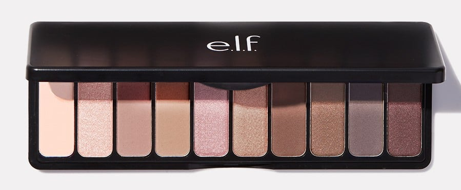 You'll Swoon Over E.L.F.'s $10 Rose Gold Eye Shadow Palette