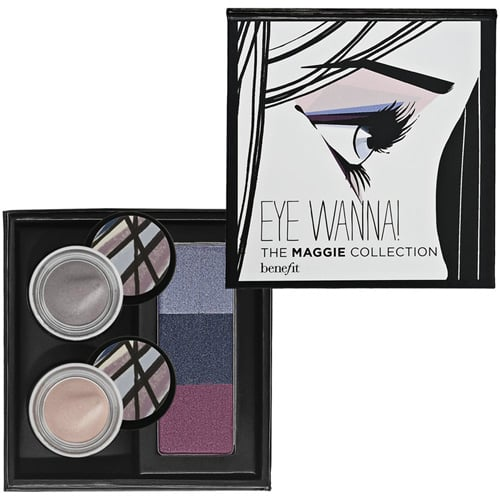 Benefit Eye Wanna! Maggie Eye Shadow Collection Review