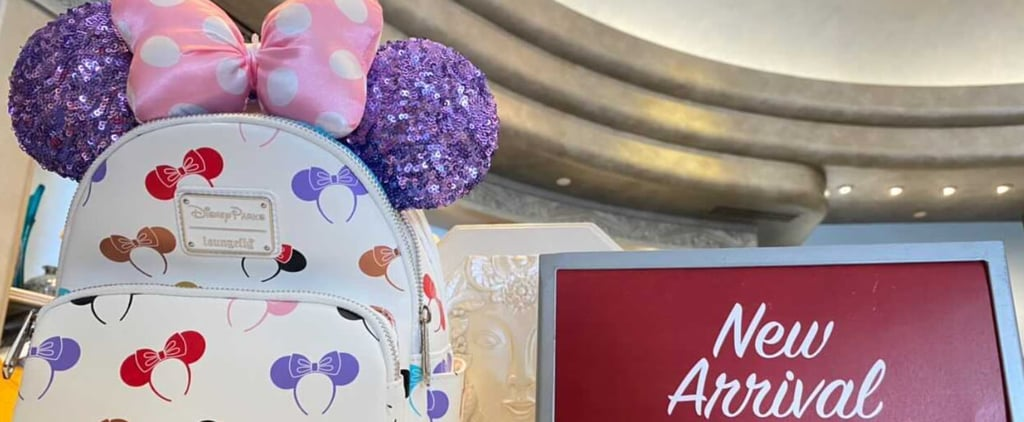 This New Disney Backpack Has a Spot For Your Mickey Ears