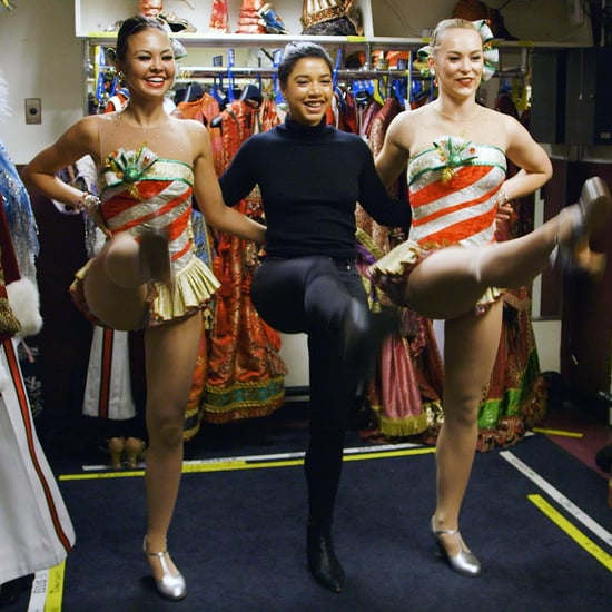 Hannah Bronfman With the Rockettes | Video