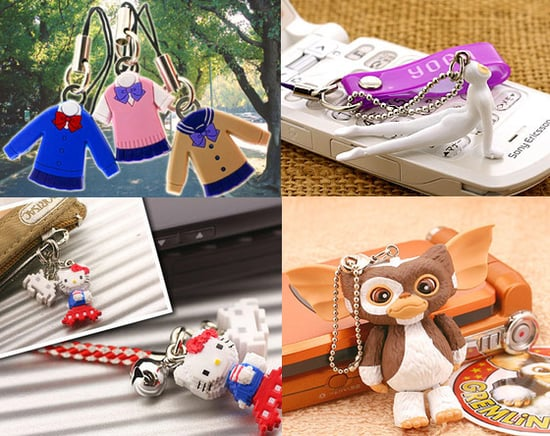 Cell Phone Straps Are A Must Have Accessory In Japan