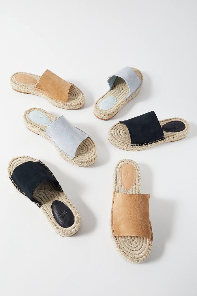 UO Mimi Suede Espadrille Sandals