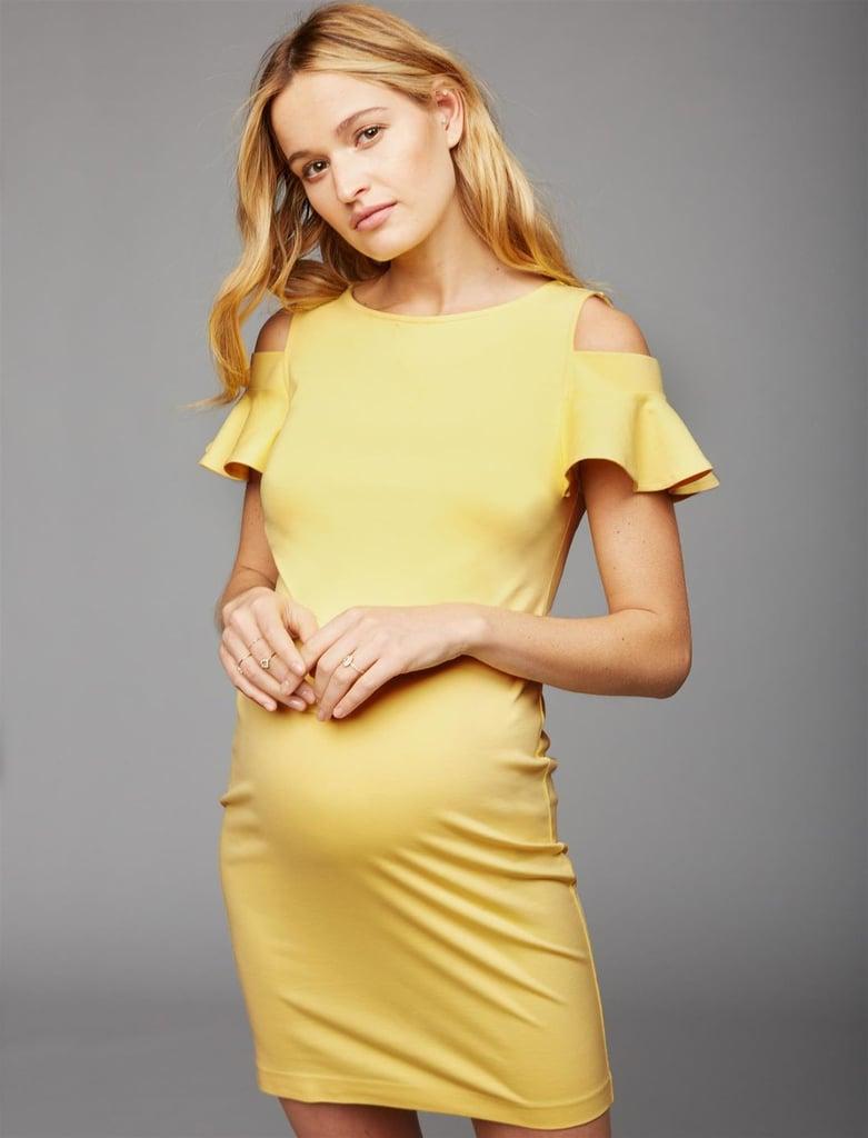 1e6de0a3a7c Pietro Brunelli La Maddalena Maternity Dress