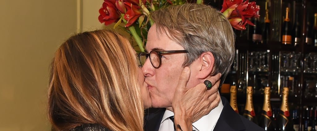 Sarah Jessica Parker Matthew Broderick in London May 2019