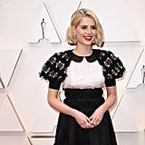 Lucy Boynton at the Oscars 2020
