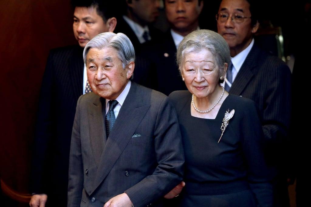 Japan: Emperor Akihito
