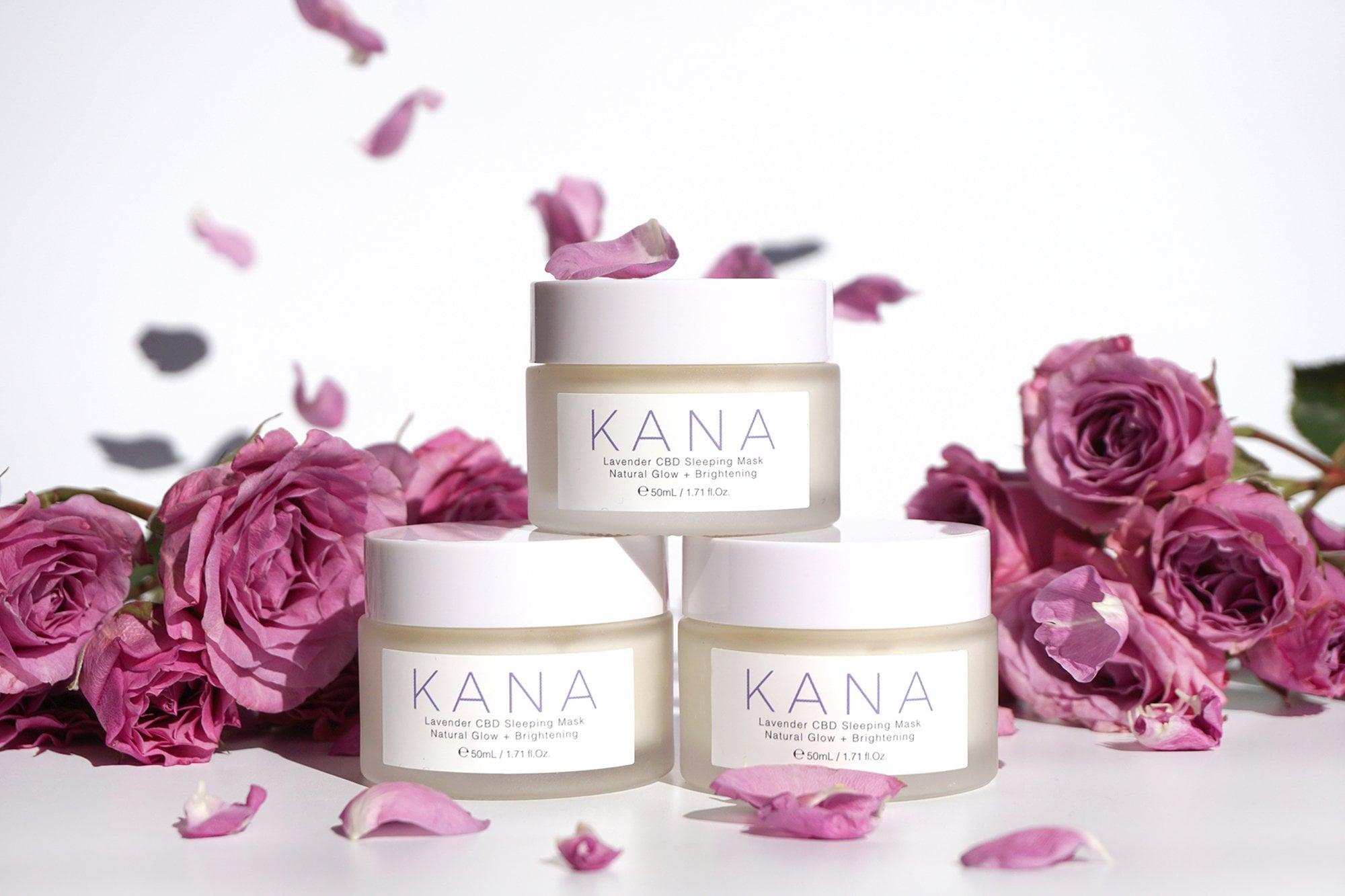 Kana Sleeping Mask With CBD Oil   POPSUGAR Beauty