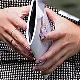 Princess Eugenie's Union Jack Nails