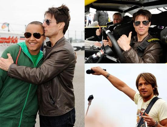 Tom Cruise 12/13/09