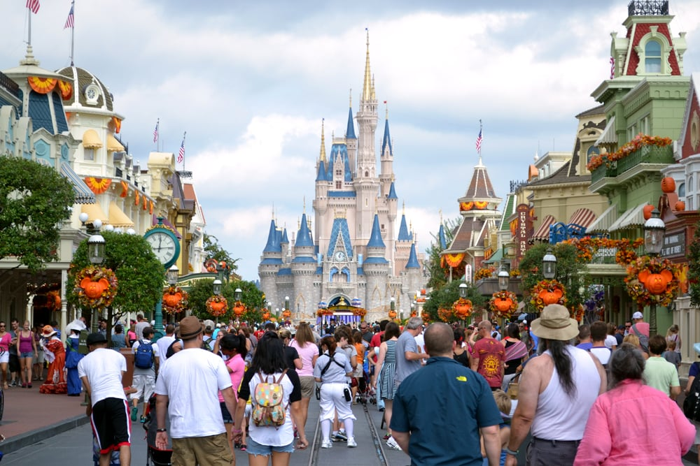 its never too early to get excited about halloween especially if youre planning to celebrate at walt disney world the park announced the official 2017