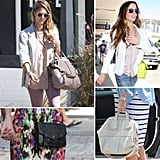 With Fall right around the corner, it's about time you invest in a must-have bag that you'll carry all season. Check out 12 must-have celebrity designer bags, and then buy the one that makes your fashionista heart skip a beat.