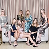 Erin Foster, Jessica Alba, Nicole Richie, Rachel Zoe, Kelly Sawyer, Jennifer Meyer, and Sara Foster