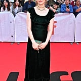 Ashleigh Cummings at The Goldfinch Premiere