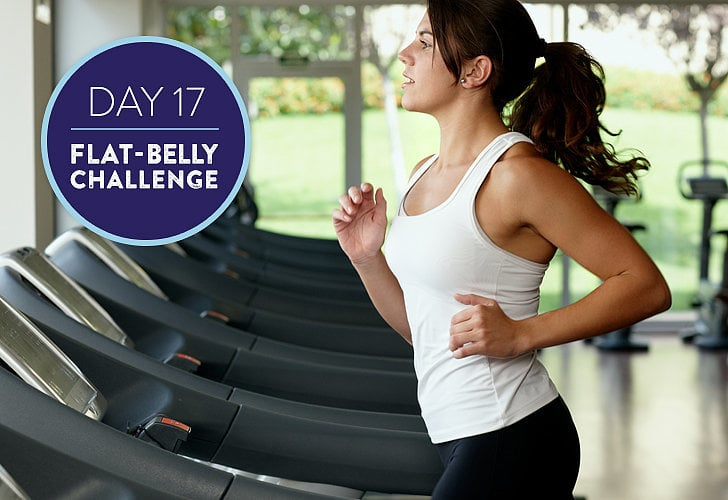 28-Day Flat Belly Challenge - no.pinterest.com