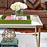 An Exquisitely Styled Coffee Table