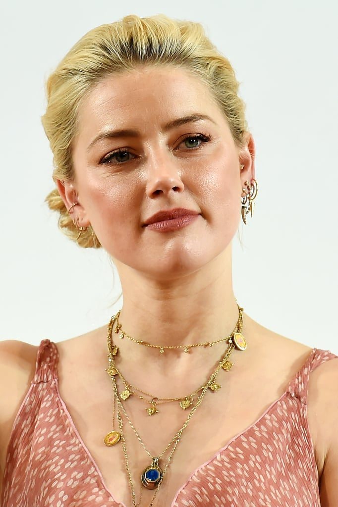 Amber Heard Will Play Nadine Cross in Stephen King's The Stand