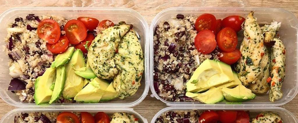 Sunday's To-Do List: Meal Prep Any of These Healthy Chicken Lunches For the Week