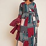 Virginia Wrap Maxi Dress