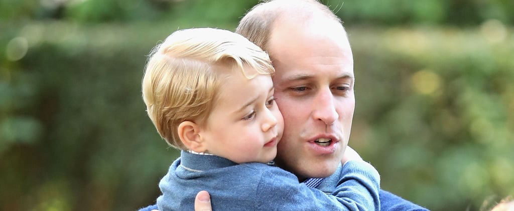 The 26 Most Precious Prince William and Prince George Moments