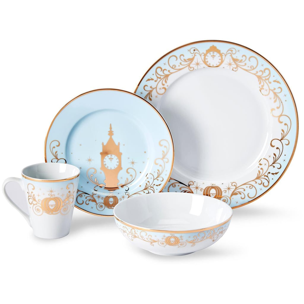 Target's Porcelain Disney Princess Dishware: Cinderella