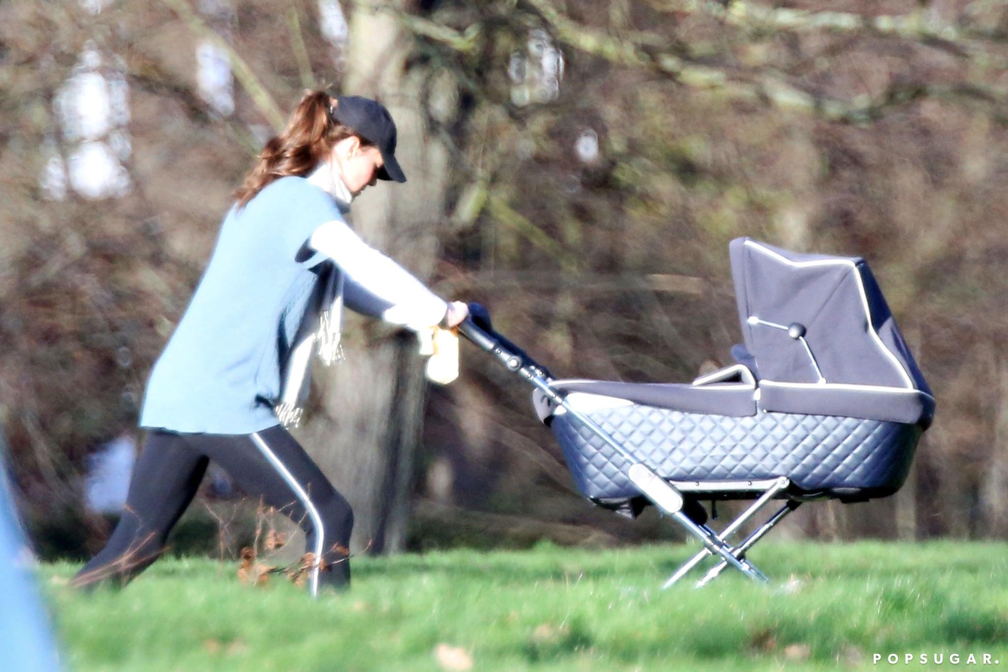 Even Kate Middleton Has Yoga-Pants Days