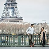 This Couple's Engagement Shoot in Paris Is So Cute, but Their Proposal Story Is Even Sweeter