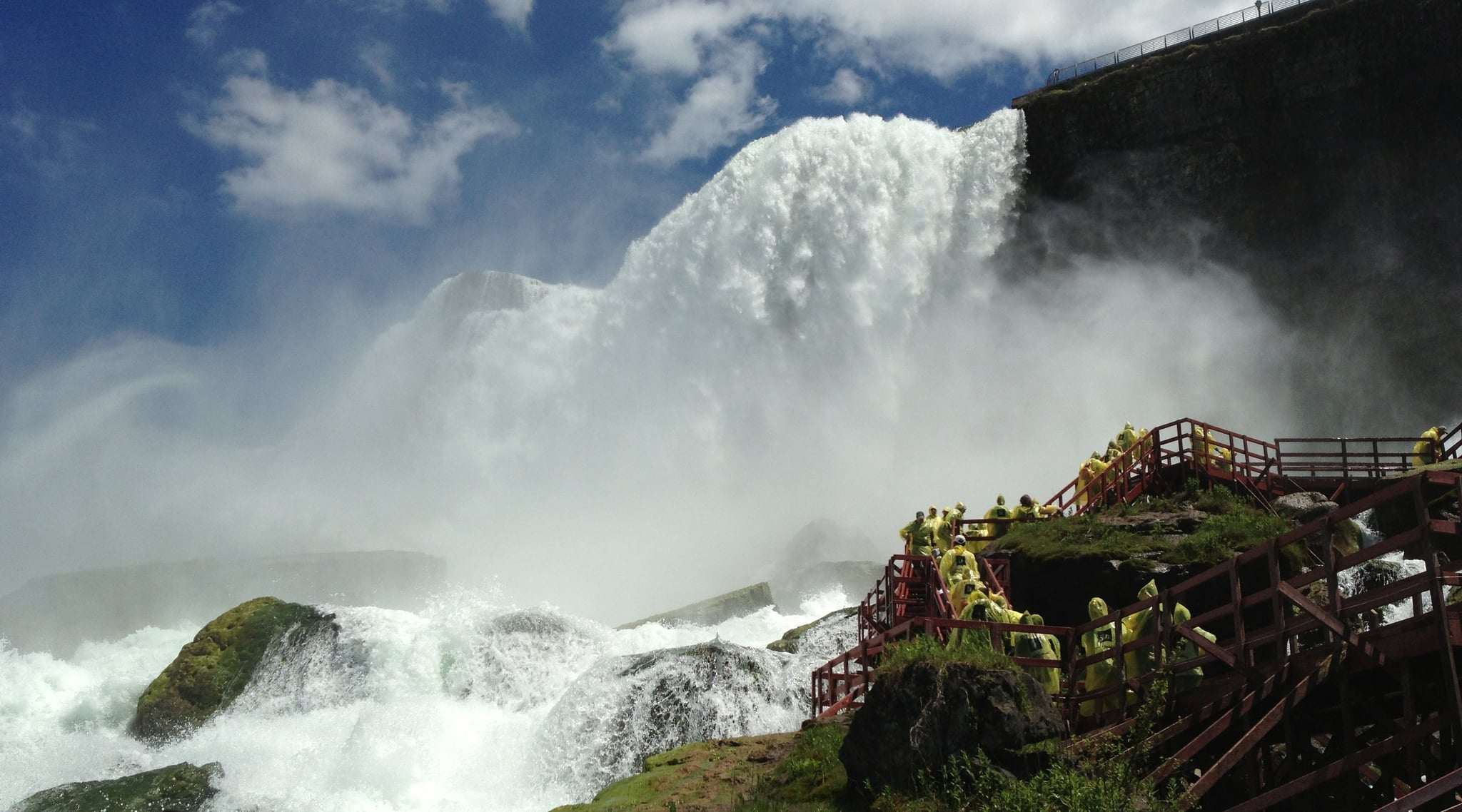 Cave Of The Winds Niagara Falls Ny Us Travelers Are Flocking To These 15 Popular Attractions Popsugar Smart Living Photo 10