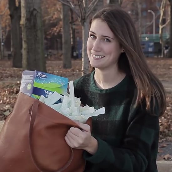 Funny Tampon Commercial | Hammerkatz