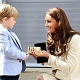 When Kate Met an Adorable Little Boy