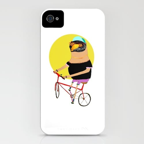 Society6 Sun Bear on Bike iPhone Case ($35)