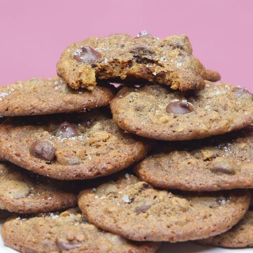 Cricket Protein Cookies