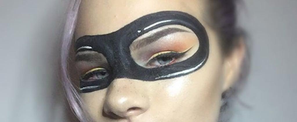 Incredibles Halloween Makeup