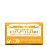 Dr Bronner's Pure-Castile Bar Soap
