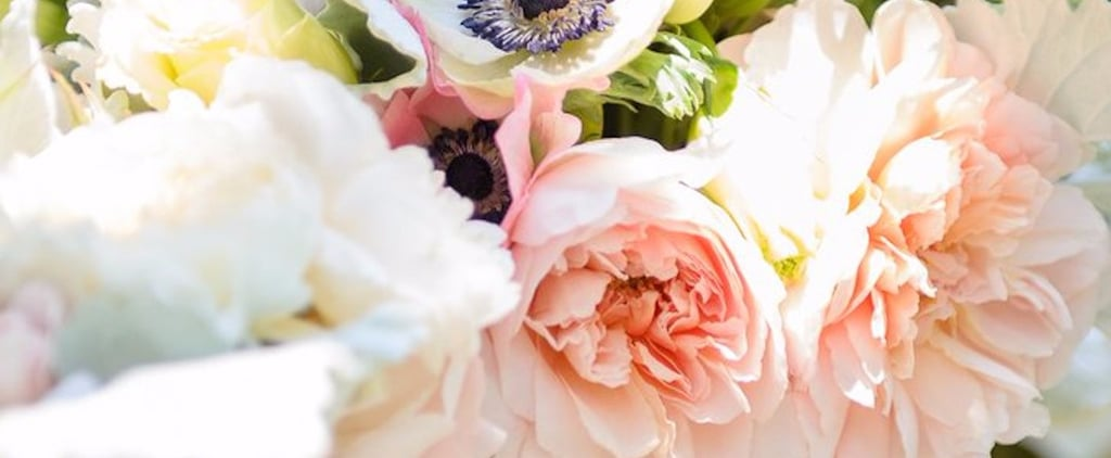 Here's How to Make Your Wedding Bouquet Last Forever