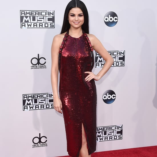 Selena Gomez American Music Awards Outfits