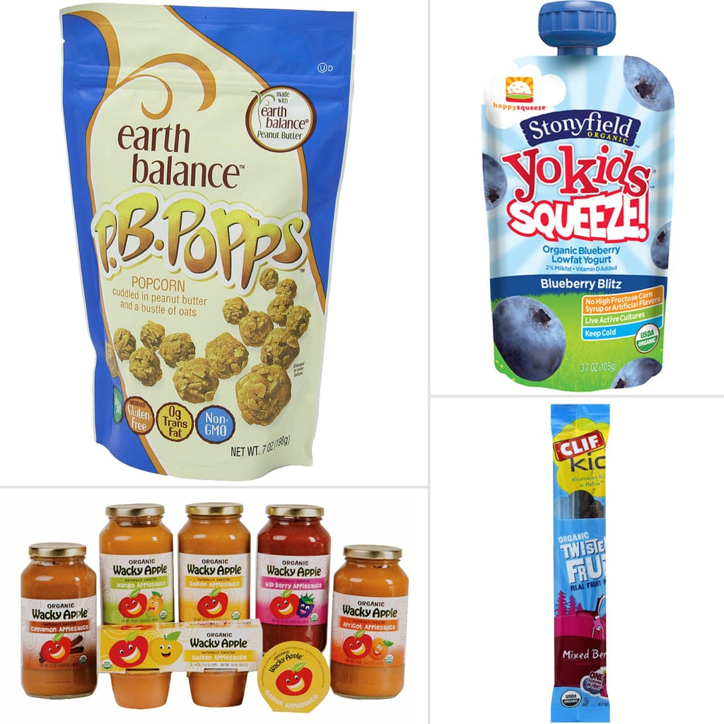 12 Smart Snacks For Back to School Days