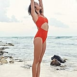 Out From Under Cutout Maillot Swimsuit