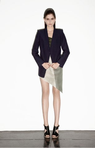 Photos of Tim Hamilton Spring 2011 Collection Lookbook