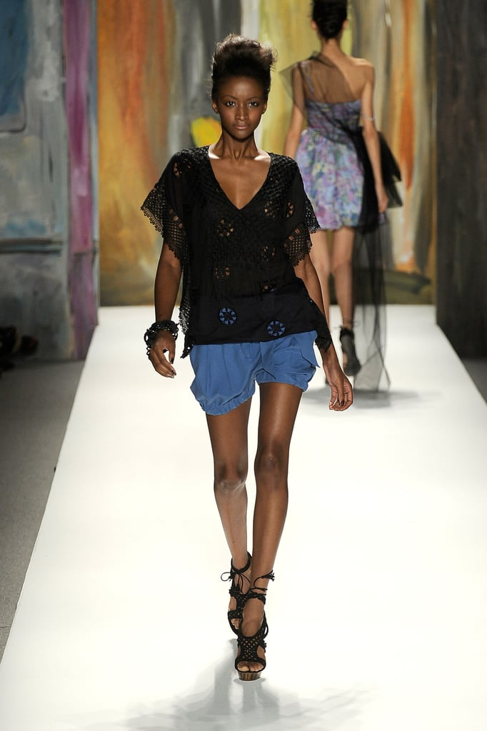 New York Fashion Week: Tracy Reese Spring 2010