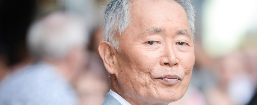 George Takei Responds to Donald Trump's Flag Burning Tweet