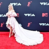 Zara Larsson at the 2019 MTV VMAs