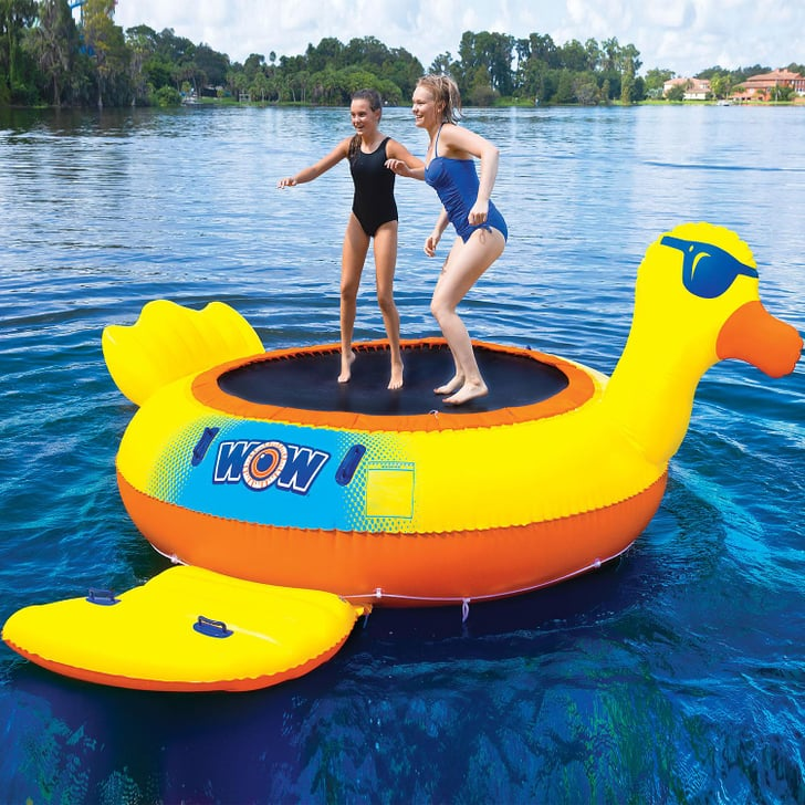 Wow Novelty Duck Water Bouncer   Best Inflatable Toys 2019 ...