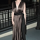 A goddess gown moment in 2005 signalled the arrival of a more sophisticated Anne.