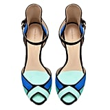 9. Colorblock Tipped Shoes