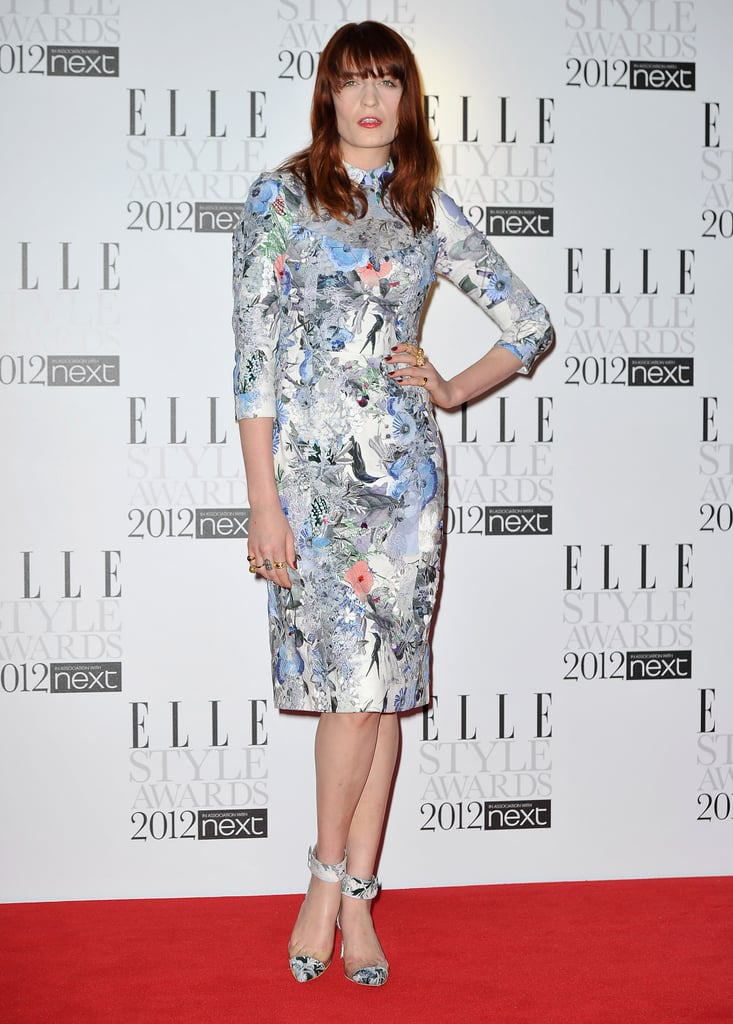 Pictures of Celebrities at the 2012 UK Elle Style Awards ...