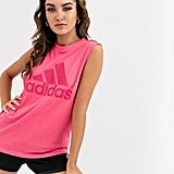 Adidas Tank in Pink