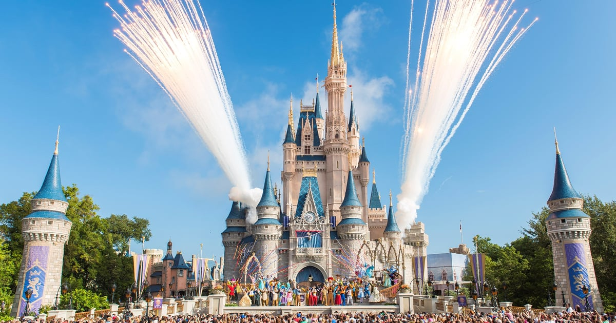 Disney World Is Bringing Back Annual Passes With 4 New Options — Here's the Full Scoop