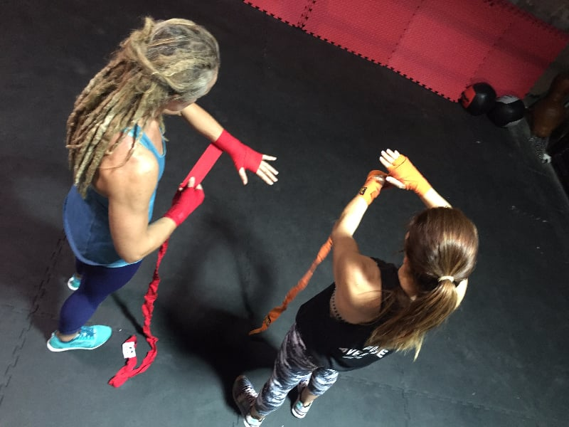 BOXING SAFELY PUSHES YOUR LIMITS