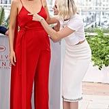 Blake Lively and Kristen Stewart